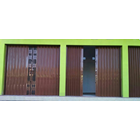folding gate atau rolling door 2