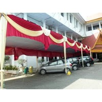Rumbai tenda pesta Murah 5