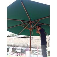 Dari payung taman 1
