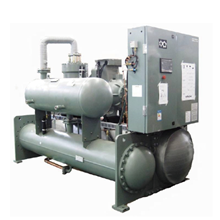 Water Cooled Screw Chiller R134a Flooded