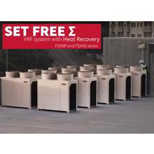 Set Free VRF System Hitachi