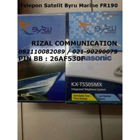 Telepon Satelit Byru Marine Fr190(M Dan Gm) 1