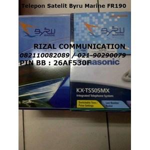 Telepon Satelit Byru Marine Fr190(M Dan Gm)