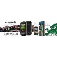 Jual Gps Garmin Montana 680.