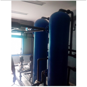 Design & Install Mixed Bed System (WTP) for PLTU By CV. Young Water Technology