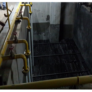 Sewage Treatment Plant Extended Aeration Biomedia System By CV. Young Water Technology