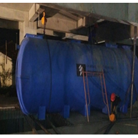 Sewage Treatment Plant Bio Tank With Biomedia System By Young Water Technology