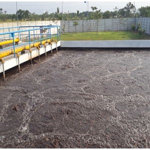 Wastewater Treatment System From Industry By CV. Young Water Technology