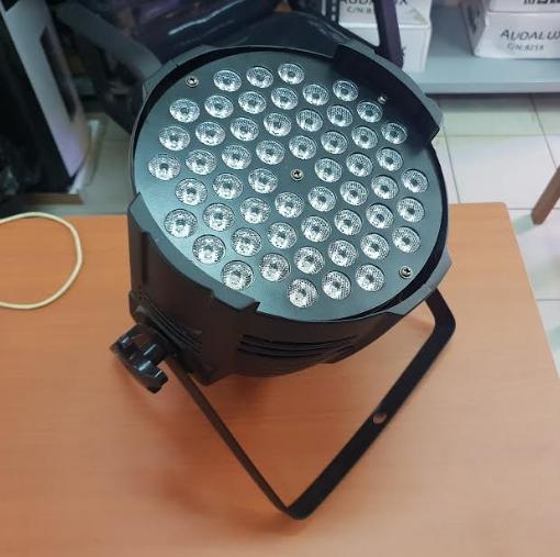 Jual Lampu PAR LED 54 RGB Harga Murah Jakarta Oleh Glow Led