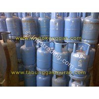 Gas Cylinder With Gas 01