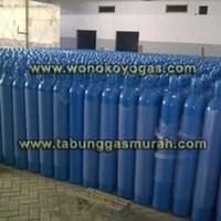 Gas Oksigen Industri (O2)  di Surabaya
