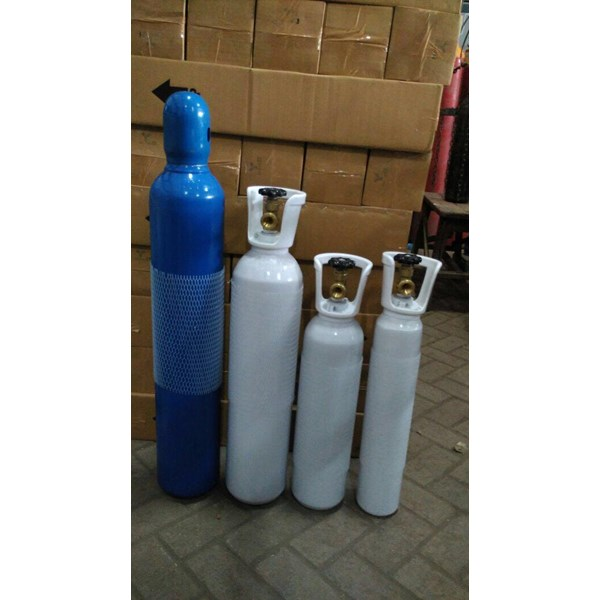 Tabung Oksigen untuk Medis Baru Ukuran 0.5m3