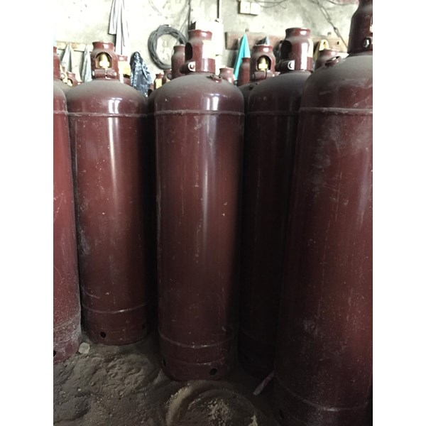 Tabung Gas Acetylene  untuk industri