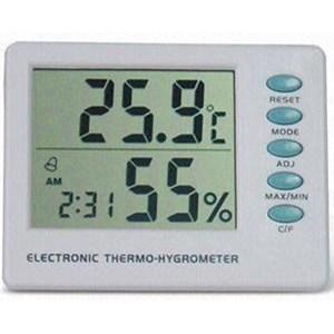 Jual Thermometer Hygro Dan Jam Amt 106 Harga Murah
