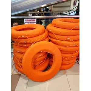 From ring buoy foam 0