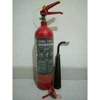APAR CO2 23 Kg / Alat Pemadam Api Ringan / Fire Extinguisher