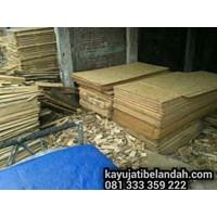 Distributor Kayu Jati Londo atau Jati Londo Murah Ukuran 122x244 cm jenis Triplek Tatal 3