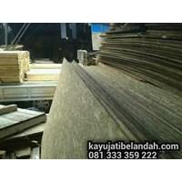 Distributor Kayu Pinus import atau Pine Wood Murah Ukuran 122x244 cm jenis OSB 3