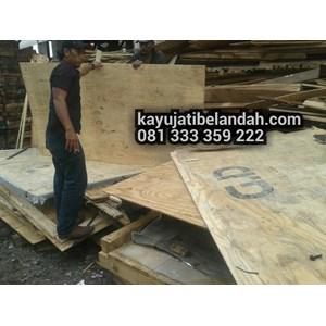 Kayu Jati Londo atau Jati Londo Murah Ukuran 122x244 cm jenis Triplek Jati Belanda