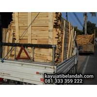 Distributor Kayu Bekas Palet Jati Belanda Murah Ukuran 2x14x110 cm Harga Per Batang 3