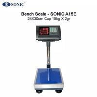 SONIC A15E Counting