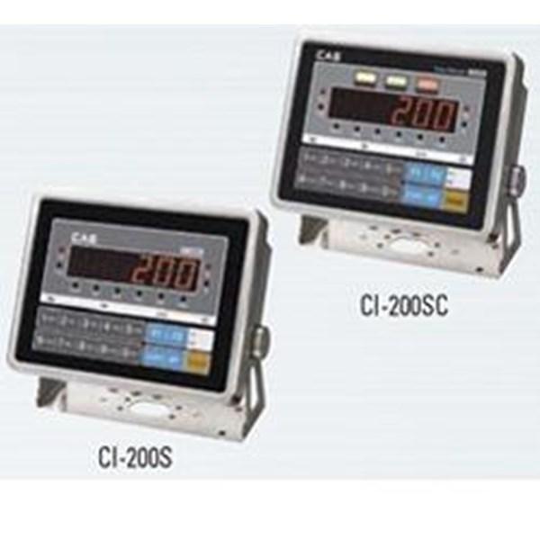 Indicator Timbangan CAS CI-200S