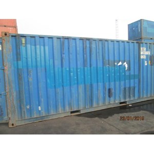 Dry Container 20 Feet Conditions 50%  By Petro Java Container