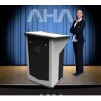 Alat Presentasi Podium Digital AHA DPL 195