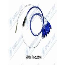 Kabel Splitter Adaptor Tipe Fan-Out