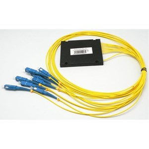 Kabel PLC Splitter ABS Box