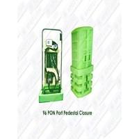 Aksesoris Kabel Pedestal Closure 96 PON Port