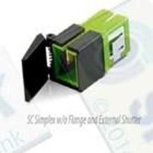 Dari Optical Adapter SC Simplex without Flange 0