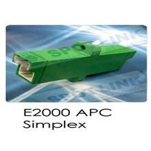 Adaptor E2000 APC Simplex