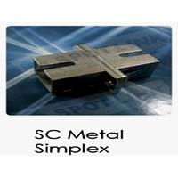 Adaptor SC Metal Simplex