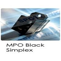 Adaptor MPO Black Simplex