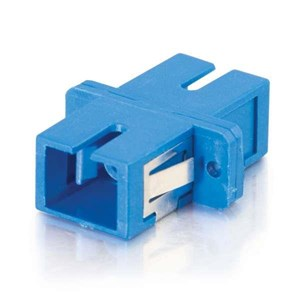 From LC Blue Simplex Adaptor 0