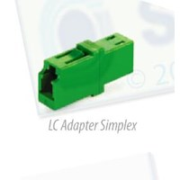 LC Adapter Simplex
