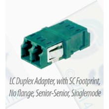 LC Duplex Adapter