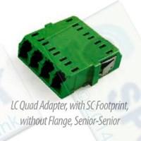 Adapter LC Quad