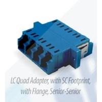 Adapter LC Quad Senior-Senior