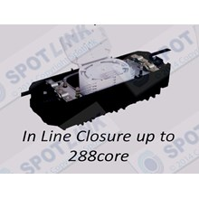 Aksesoris Kabel In line Closure 288 Core