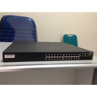 Jual DCN Switch 4500 26T Poe Network Hubs and Switch