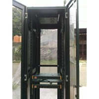 Distributor Rack Server 42 RU 6x9 Alat Penyambung Fiber Optik 3