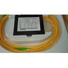 Alat Penyambung Fiber Optik Splitter 1:4 SC APC  1