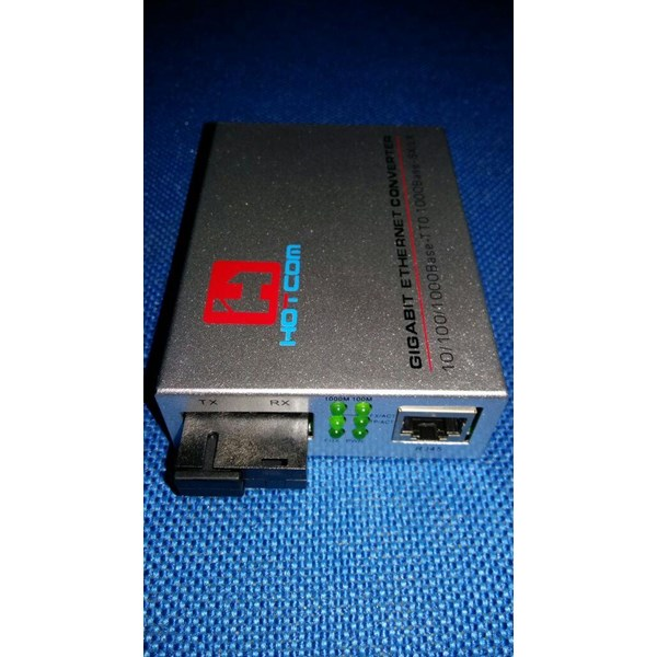 Network Hubs and Switch Media Converter Hotcom
