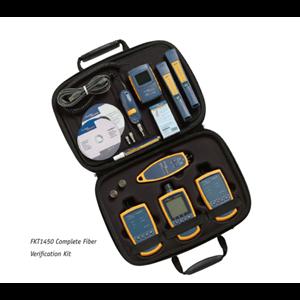 Fiber Optic Tester Alat Sambung Optical Power Meter Fluke FTK2000
