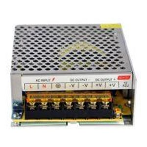 INVERTER DAN KONVERTER POWER SUPPLY DC 12V 10A METAL CASE