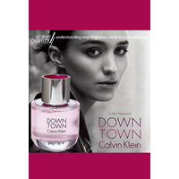 Parfum CK Downtown Woman EDP 1