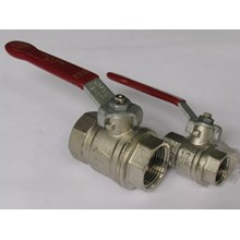 Full Bore Italian Ball Valve