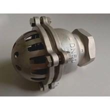 SS Foot valve